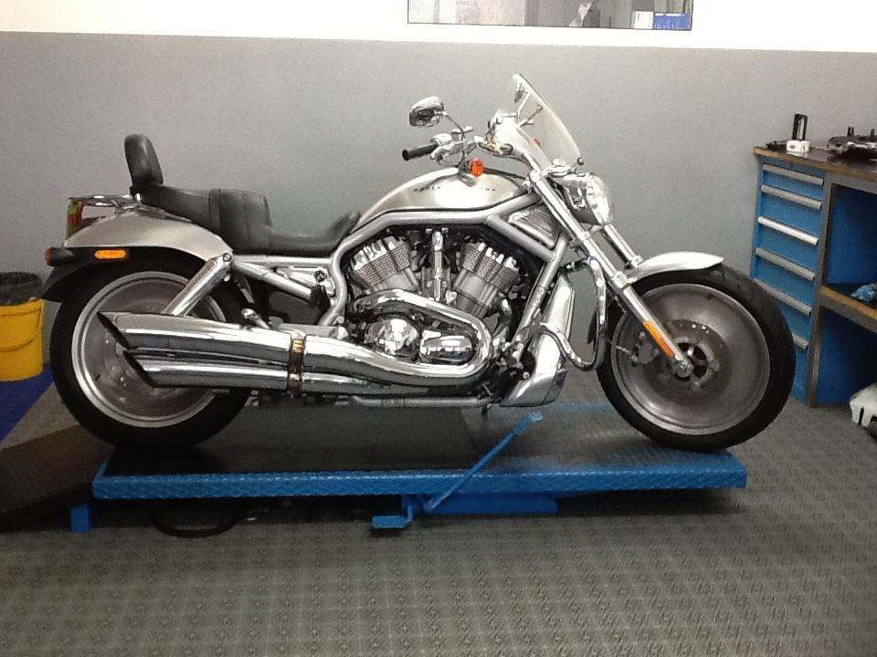 Harley VRod 1130