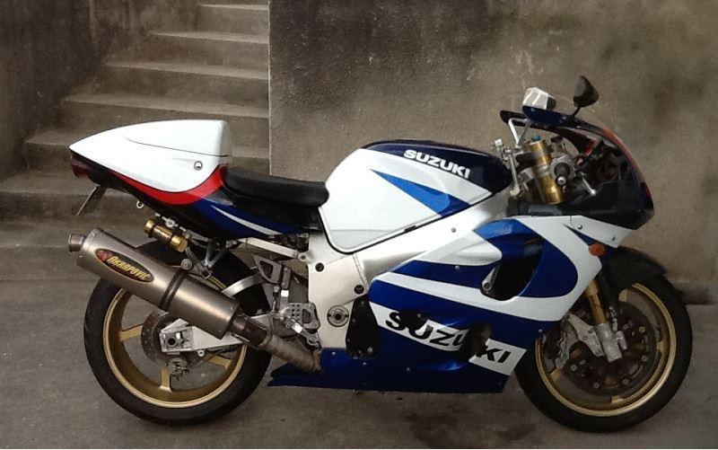 Suzuki GSXR750W